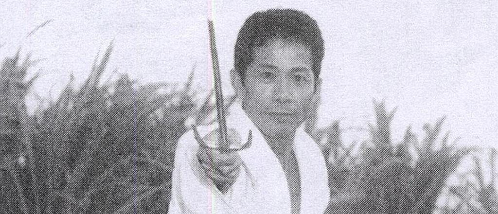 Chokei Kishaba